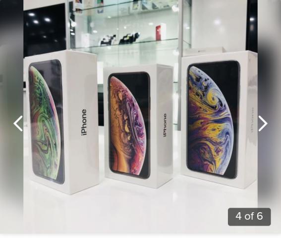 b273b34e90b70 originálny Apple iPhone XS €700 EUR a iPhone XS Max €750 EUR ...